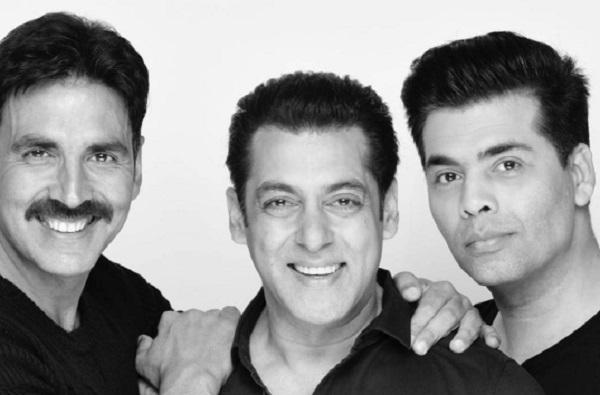 Salman Khan Akshay Kumar Karan Johar , Karan Johar's Next with Salman Khan and Akshay Kumar