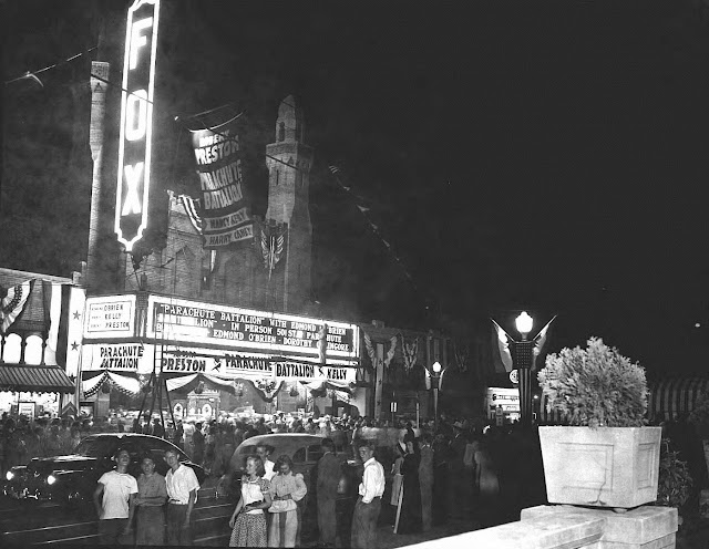 Fox Theater in Atlanta on 14 August 1941 worldwartwo.filminspector.com