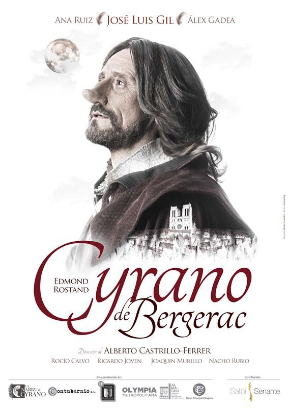 Teatro: Cyrano de Bergerac en el Teatro Reina Victoria