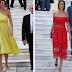 ΤΑ ΣΤΗΘΗ, ΤΑ ΚΑΠΗ και...χαρές! ΓΥΝΑΙΚΕΙΑ ρεζιλέματα στο Προεδρικό Μέγαρο