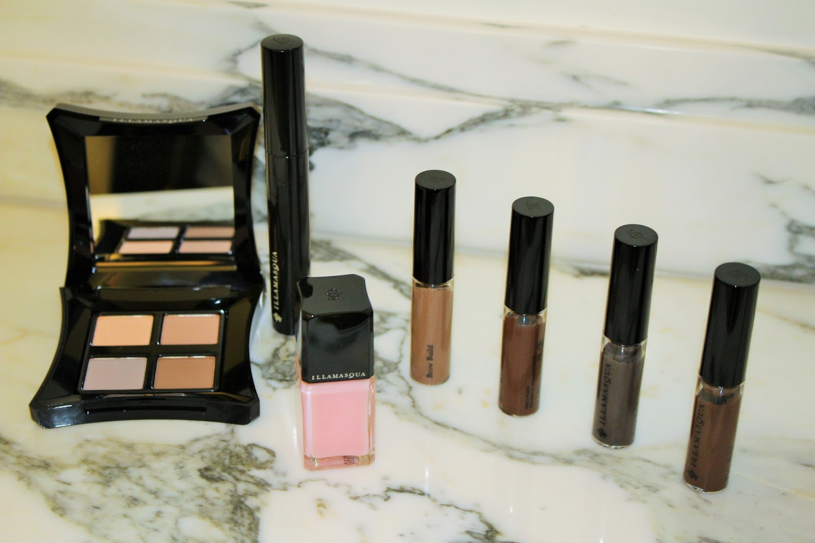 Debenhams Beauty Press Day - SS16 13 - Illamasqua