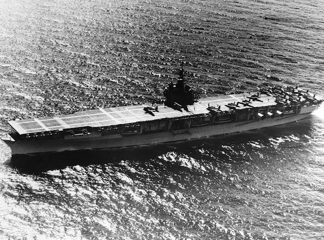 USS Ranger 10 November 1939 worldwartwo.filminspector.com