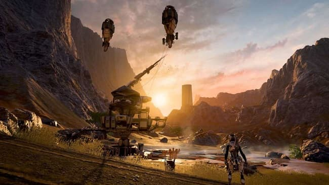 Free Download Mass Effect Andromeda Super Deluxe Edition Full Version Full Repack