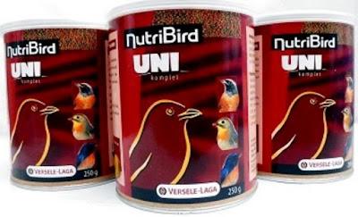 Kisaran Harga Terbaru Pakan Burung Kicau Nutribird Uni Saat Ini 2017