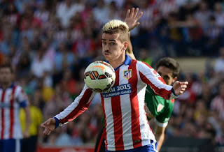 Antoine Griezmann has been in fine form this season (Picture: Getty Images)