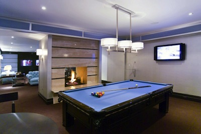 25 Great Designs of Billiards Room
