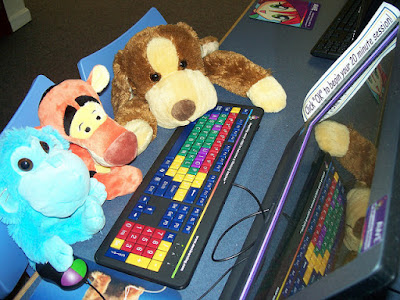 Photos from April's Stuffed Animal Sleepover and Field Trip, April 6, 2017