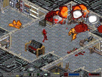 Crusader No Remorse ,ripgamesfun,cover,screenshot,wallpaper,image