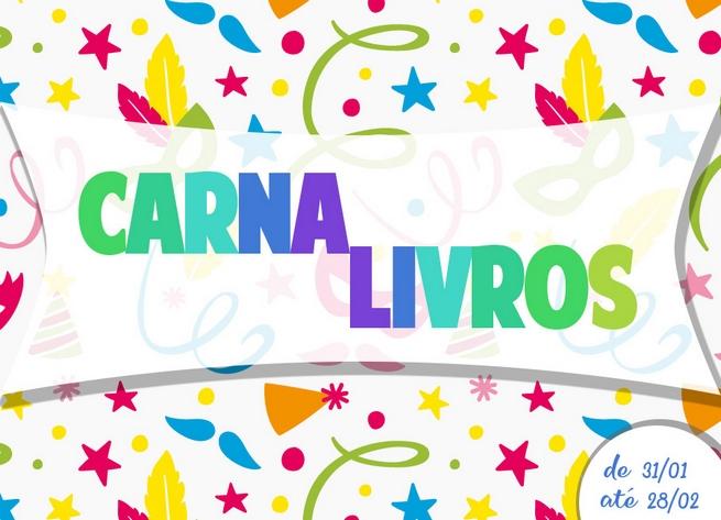 Promoção: CarnaLivros 2018