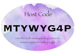 Shop online with me & I'll send you a gift when you use this Host code MTYWYG4
