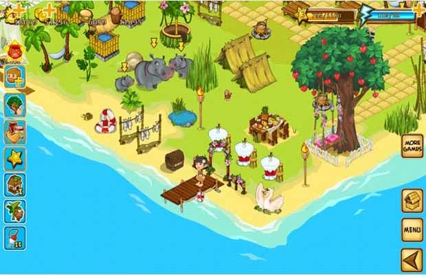 Robinson iPhone Game Download