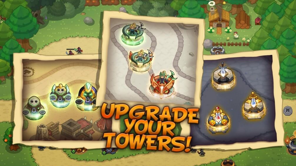 [FREE] Download Realm Defense Epic Tower Defense Strategy Game for Android