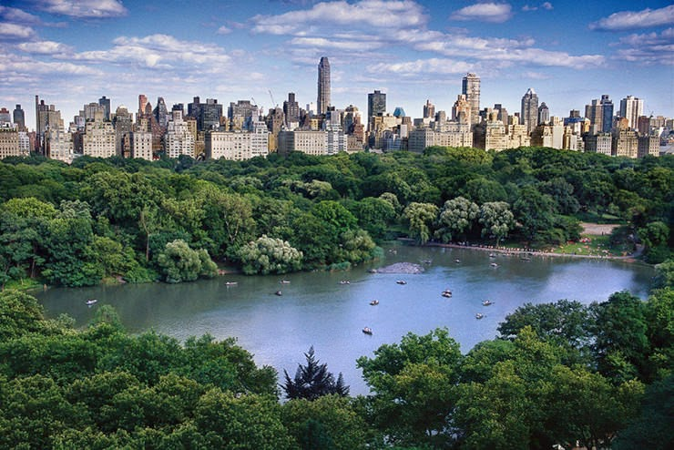 6. Boating - Top 10 Things to See and Do in Central Park, NYC