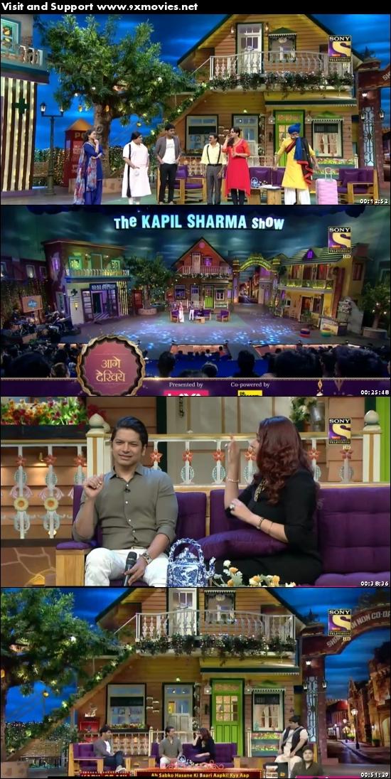 The Kapil Sharma Show 16 April 2017 HDTV 480p