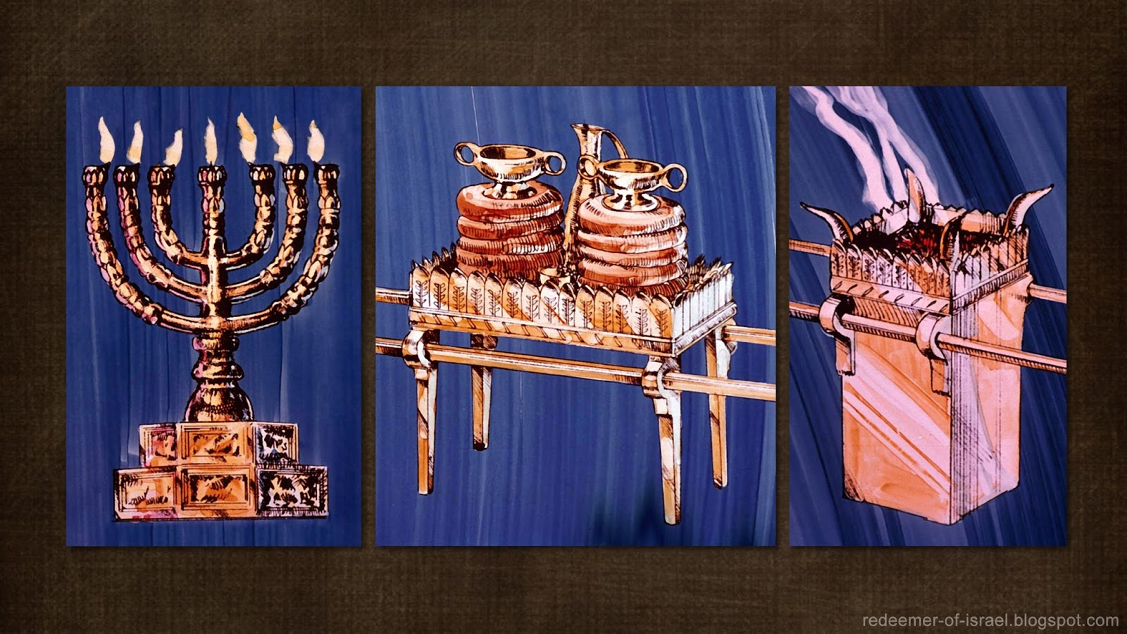 Redeemer of Israel: The Tabernacle and the Temple