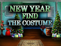 Top10 New Year Find The Costume
