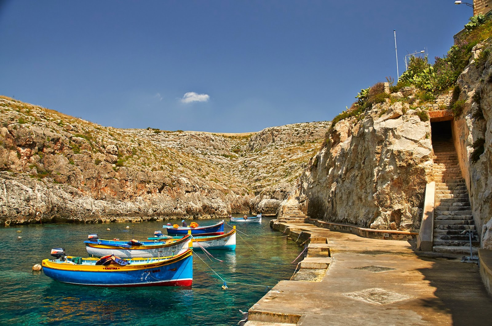 Blue Grotto Malta czy warto zobaczyć?
