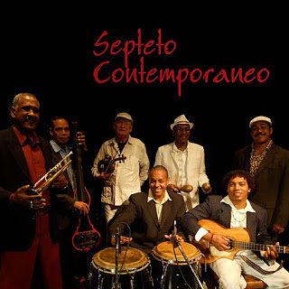 SEPTETO CONTEMPORANEO - SEPTETO CONTEMPORANEO (2014)