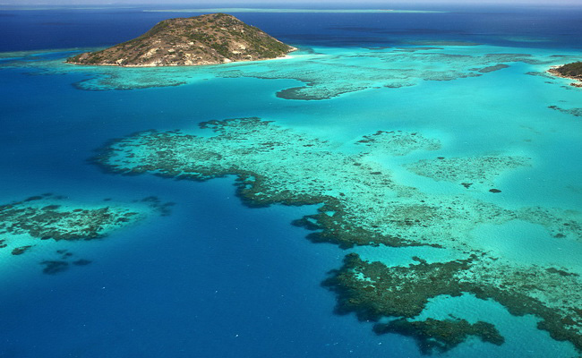 Xvlor.com Great Barrier Reef is spectacular snorkeling and scuba diving at Coral Sea