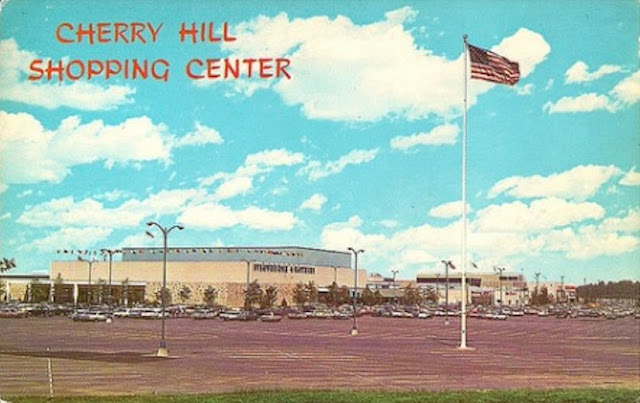 cherry hill mall 1960s history