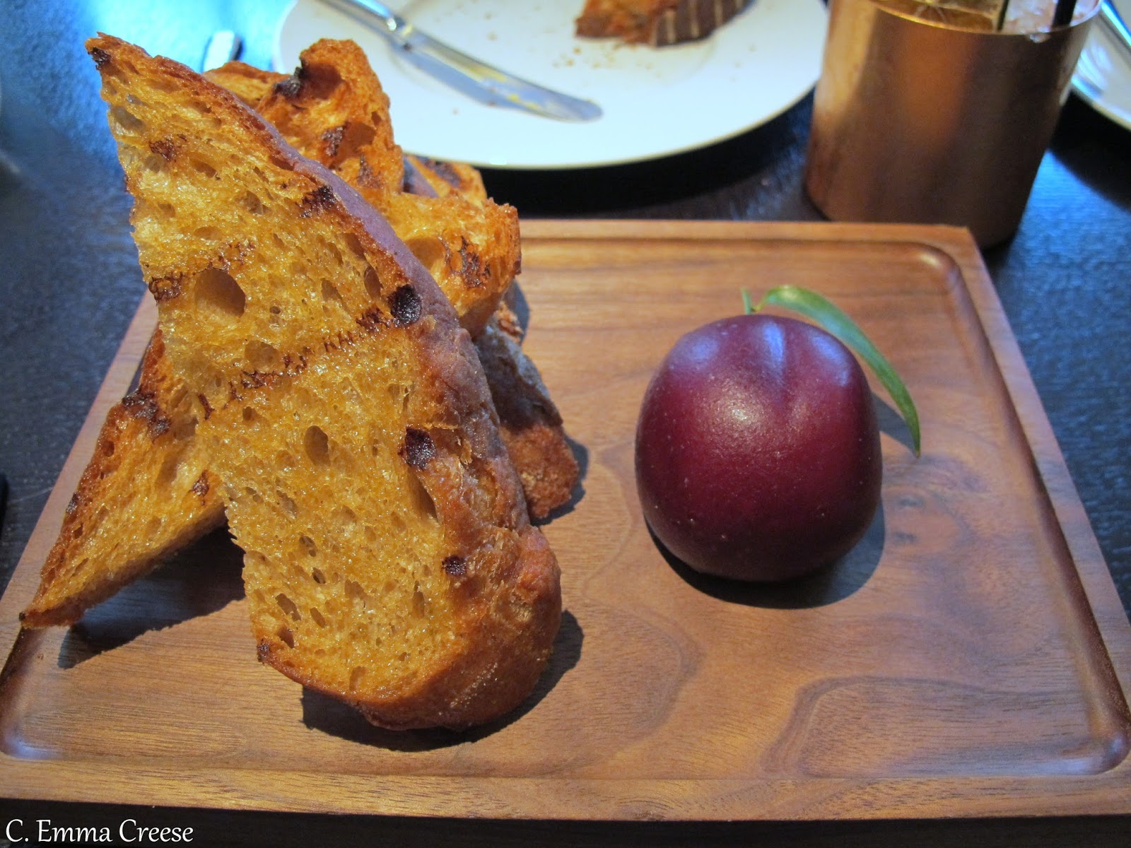 Heston Blumenthal Mandarin Oriental Hyde Park Luxury Gastronomy Dinner Adventures of a London Kiwi