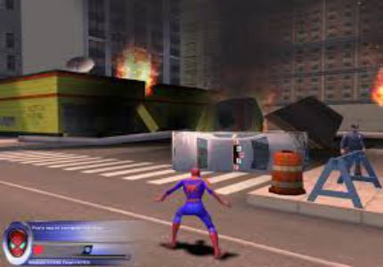Download Spider Man 2 Highly Compressed Game For PC