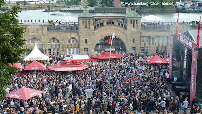 Welt Astra Tag Konzert-Bühne