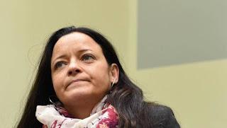 Allemagne. Son groupe néonazi avait commis 10 meurtres, elle est condamnée à la perpétuité