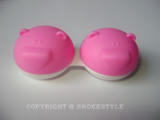 Barbie Super Nudy Pink  Lenses