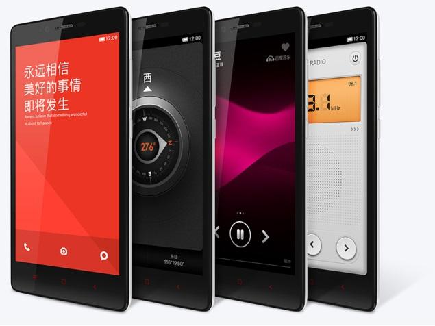 Xiaomi Redmi Note Specifications - LAUNCH Announced 2014, March DISPLAY Type IPS LCD capacitive touchscreen, 16M colors Size 5.5 inches (~68.8% screen-to-body ratio) Resolution 720 x 1280 pixels (~267 ppi pixel density) Multitouch Yes Protection Corning Gorilla Glass 3 BODY Dimensions 154 x 78.7 x 9.5 mm (6.06 x 3.10 x 0.37 in) Weight 199 g (7.02 oz) SIM Dual SIM PLATFORM OS Android OS, v4.2 (Jelly Bean) CPU Octa-core 1.4/1.7 GHz Cortex-A7 Chipset Mediatek MT6592 GPU Mali-450MP4 MEMORY Card slot microSD, up to 32 GB (dedicated slot) Internal 8 GB, 1/2 GB RAM CAMERA Primary 13 MP, f/2.2, 28mm, autofocus, LED flash Secondary 5 MP Features Geo-tagging, touch focus, face/smile detection, HDR Video 1080p@30fps NETWORK Technology GSM / HSPA 2G bands GSM 900 / 1800 / 1900 - SIM 1 & SIM 2 3G bands HSDPA 900 / 2100 Speed HSPA GPRS Yes EDGE Yes COMMS WLAN Wi-Fi 802.11 b/g/n, Wi-Fi Direct, hotspot GPS Yes, with A-GPS, GLONASS USB microUSB v2.0, USB Host Radio FM radio; recording Bluetooth v4.0, A2DP, LE FEATURES Sensors Sensors Accelerometer, gyro, proximity, compass Messaging SMS(threaded view), MMS, Email, Push Mail, IM Browser HTML5 Java No SOUND Alert types Vibration; MP3, WAV ringtones Loudspeaker Yes 3.5mm jack Yes BATTERY  Removable Li-Po 3100 mAh / 3200 mAh battery Stand-by Various MISC Colors Various SAR US - Active noise cancellation with dedicated mic - MP4/H.264 player - MP3/WAV/eAAC+ player - Photo/video editor - Document viewer  - Voice memo/dial/commands