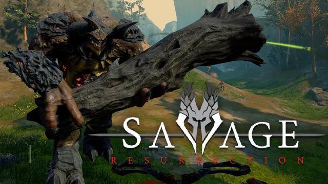 SAVAGE RESURRECTION-PLAZA