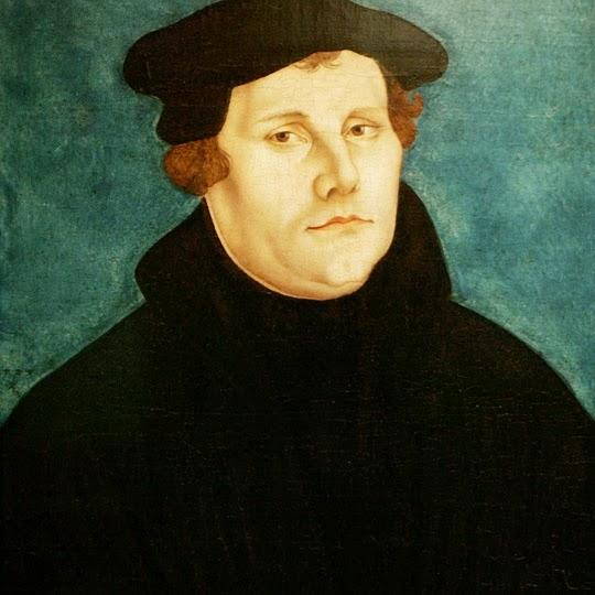 Martin Luteri, Siguria e shpetimit, zgjedhja