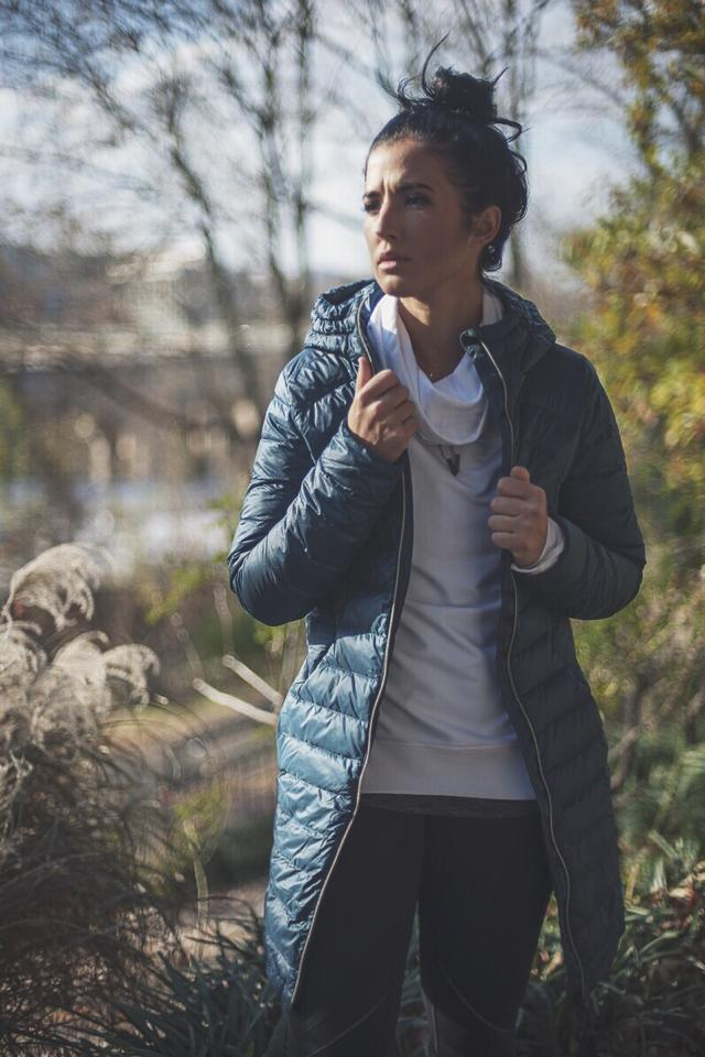 lululemon 1x a lady jacket