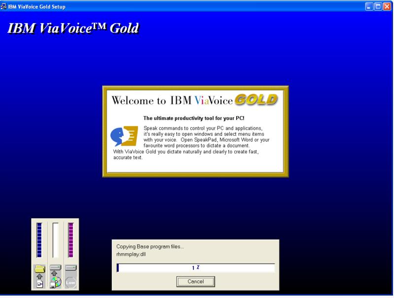 V.4.3 TÉLÉCHARGER GOLD GRATUIT VIAVOICE IBM