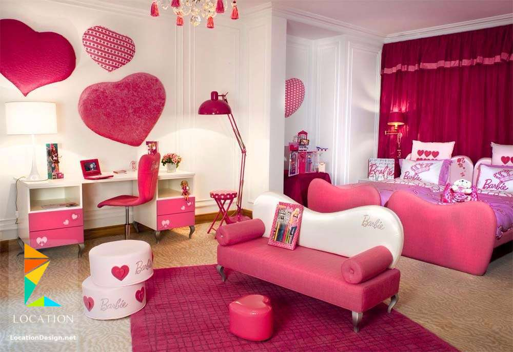 كتالوج صور ديكورات غرف اطفال مودرن 2019 2020 Bedrooms Egypt