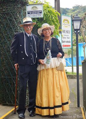 Atração em Teresópolis - Museu Sobrado Lippi