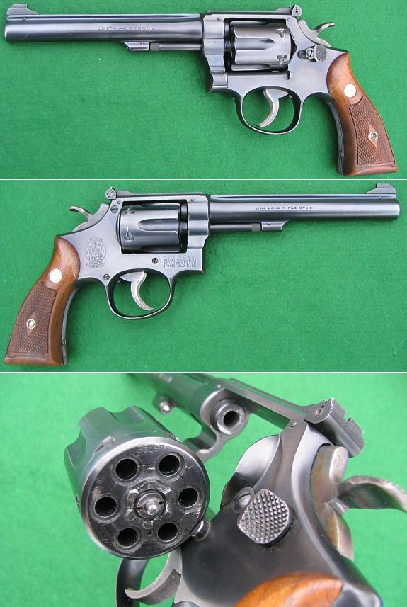 Armas de Fuego: smith wesson