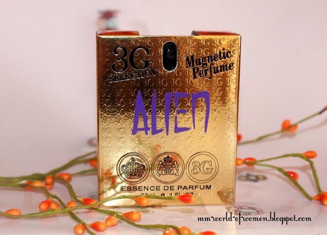 Magnetic Perfume -  3G Alien