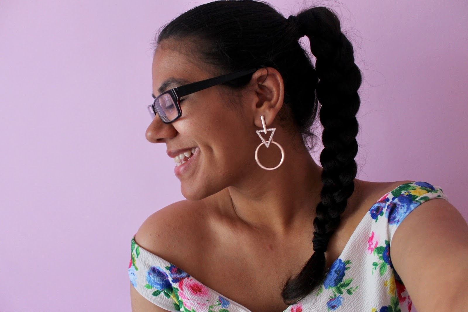 Summer Plait, Drop Earring, Style Inspo