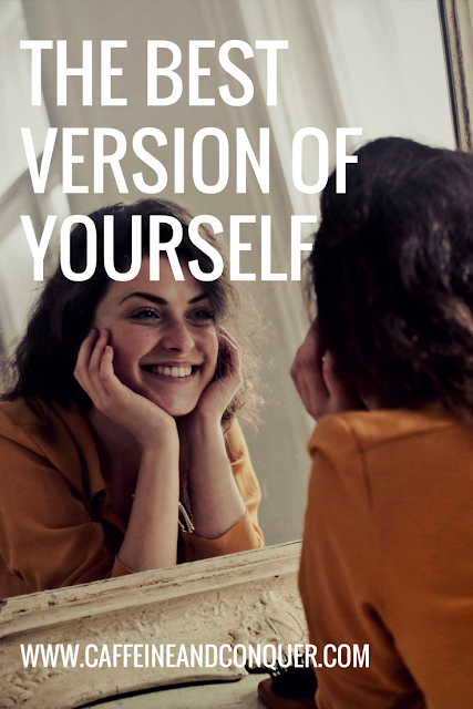 Be the best version of yourself - what does that even mean? Click to find out or save for later! #selflove #bestversionofyourself #selfdevelopment