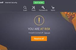 Cara Setting Firewall Antivirus Untuk Koneksi e-Faktur