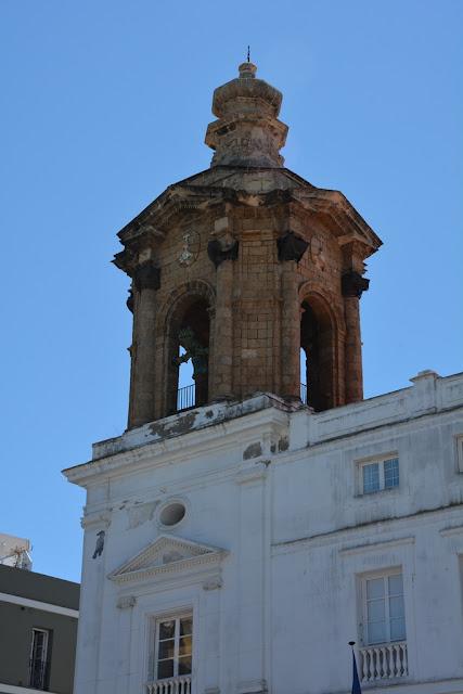 Plaza de San Juan de Dios Cadiz