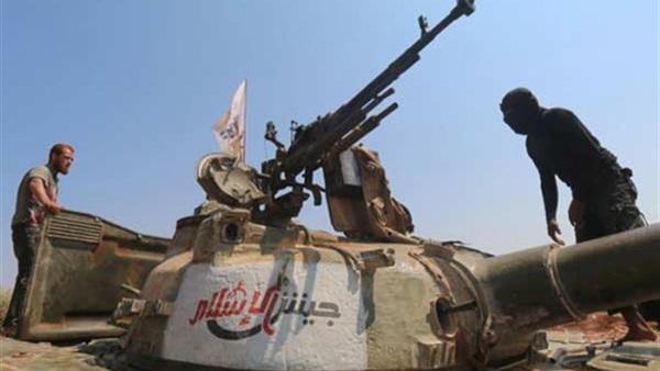 امريكا تمول الارهاب وصحف روسية تكشف نوع الدبابات التي اشترتها امريكا لتسلمها إلى المجموعات المسلحة في سوريا