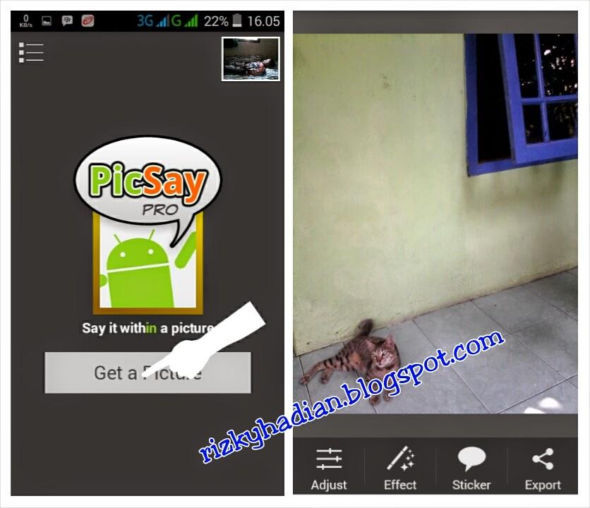 Tutorial Edit Foto Levitasi/Melayang Menggunakan HP Android - 1