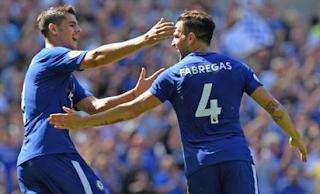 Morata, Fabregas out of EFL semi-final clash with Arsenal