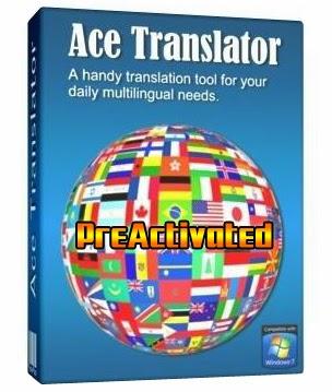 Ace Translator 14.0.1.1001 + Crack