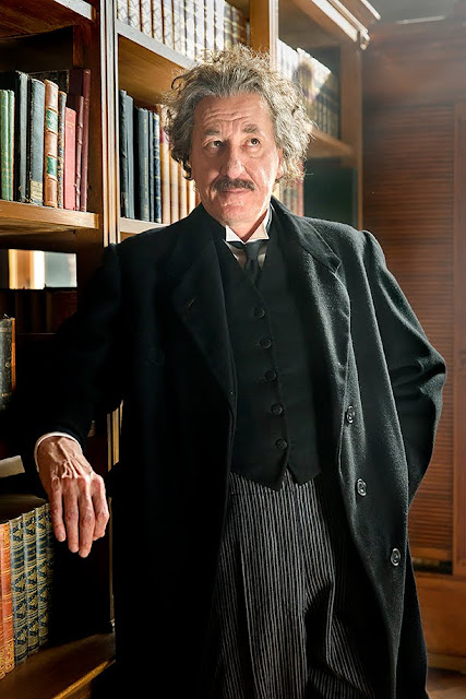 Geoffrey Rush Genius Albert Einstein