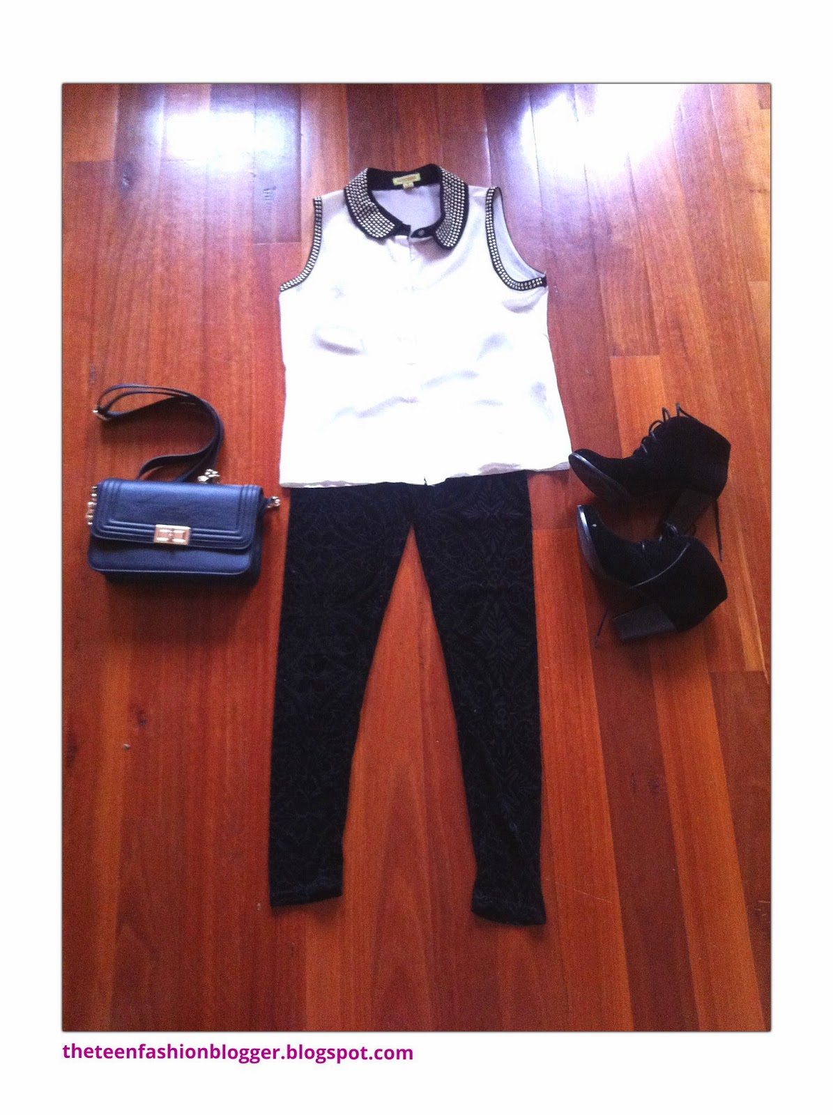 The Teen Fashion Blogger: August 2014