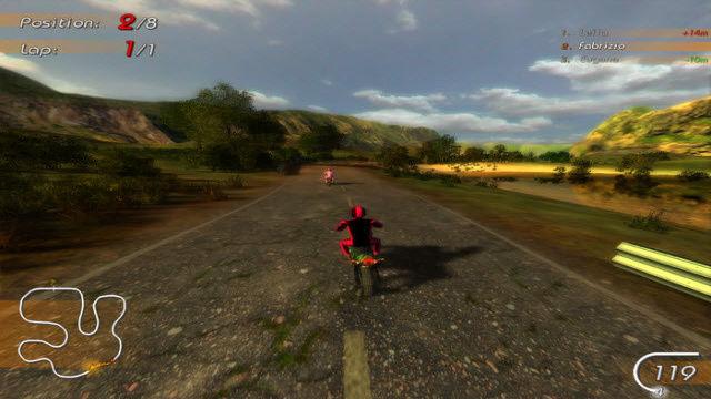 Moto Racing - Image du Jeu
