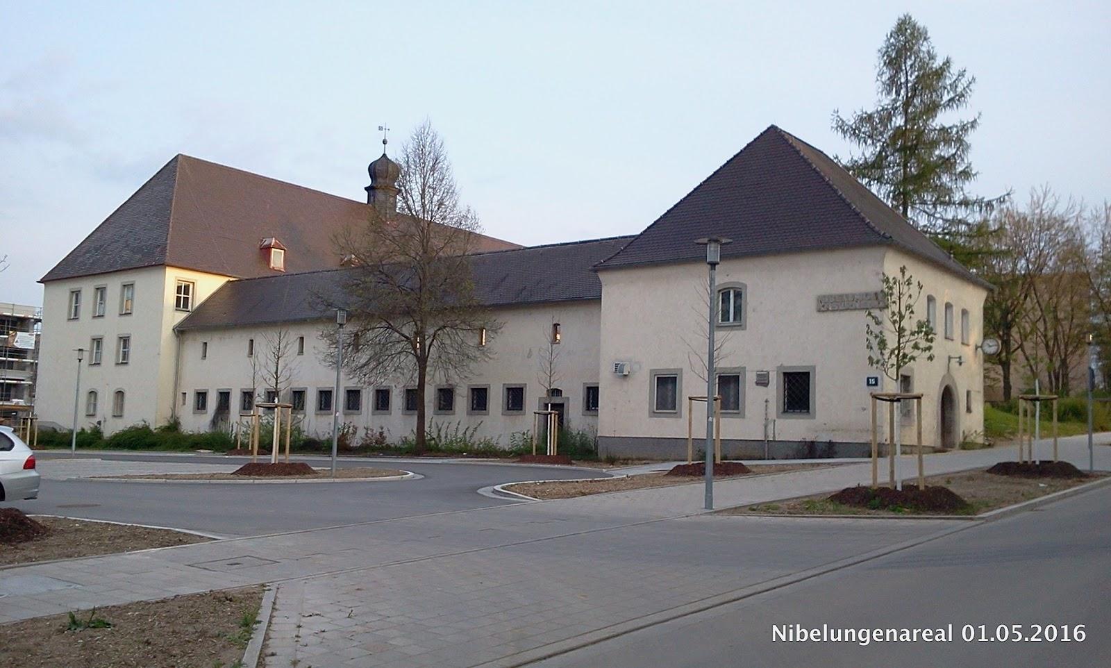 Nibelungenkaserne Regensburg